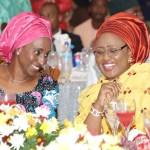 (Photonews) Wife of the President, Aisha Muhammadu Buhari hosts women and youths in Abuja