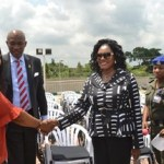 Mrs. Obiano's CAFE gets international recognition with 30 wheel chairs