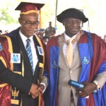 NIMASA boss, 38 others bag Uniport Doctorate degrees