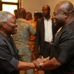 Governor Okezie Ikpeazu receives Deeper Life Bible Church delegation in Umuahia