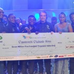 Nigerian Idol 5 ends in style as K-Peace carts home star prize