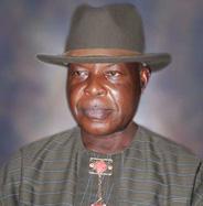 Chief Mike Okiro