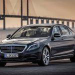The Mercedes-Benz S-Class, still takes lead in the Nigerian Market