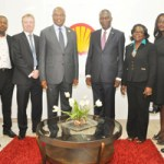 Nigerian-British Chamber of Commerce visits Shell Lagos office