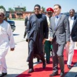 Buhari returns from four-day U.S visit, wants Obama to reciprocate