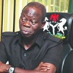 Oshiomhole to Orubebe: You are a perpetual noise maker, afraid of probe