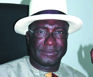 Rivers state PDP Chairman, Felix Obuah