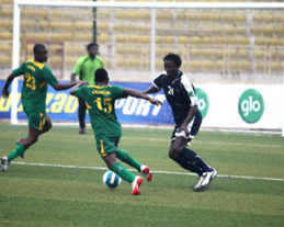 NPFL clubs in action