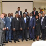 (Photonews) Governor Ambode meets with group of local, international investors, banks at Lagos House, Wednesday
