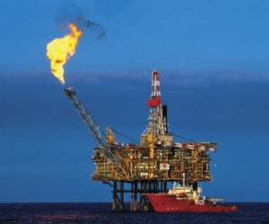 The oil and gas sector