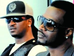 Nigerian duo, P-Square