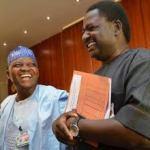 Tinubu calls Nigerian journalists true fighters for democracy, extols Adesina, Shehu