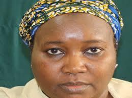INEC Acting Chairman, Mrs Amina Zakari