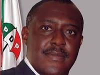 Chief Olisah Metuh, National Publicity Secretary, PDP