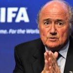 I am still FIFA president; I've become the punching bag, but I am sorry for FIFA — Sepp Blatter responds