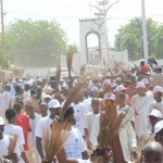 Sokoto in major clean-up exercise as residents troop out to streets with brooms, shovels