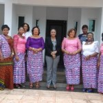 (Photonews) Enugu First Lady receives National Association of Women in Colleges of Education in Nigeria members