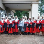 (Photonews) Valedictory court session for retiring Justice Okereke in Enugu