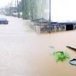 Thunderstorm wreaks havoc in Benin