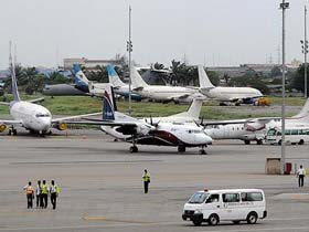 Nigerian airport