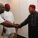 (Photonews)  Ochendo Global in Abia State Government House!