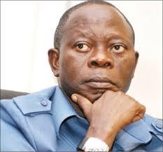 Governor Adams Oshiomhole of Edo State