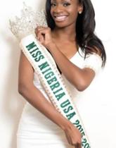 Tosin Araromi Miss Nigeria USA 2015