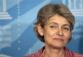 Ms Irina Bokova, Director-General of UNESCO