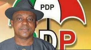 Uche Secondus, acting National Chairman, PDP