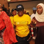 (Photonews) Kebbi, Lagos, Niger states governors' wives at National Women Conference, in Lagos