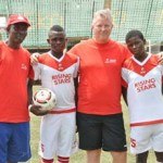 Airtel Rising Stars 5 Football Clinic kicks off in Lagos with coaches from PSV Eindhoven, YSFON