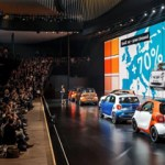 Mercedes-Benz thrills at the 66th IAA Motor Show, 2015