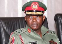 Major-General Abayomi Gabriel Olonisakin - Chief of Defence Staff.