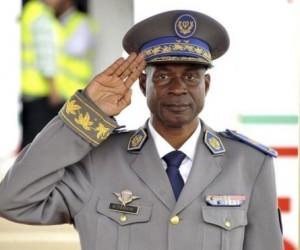 Gen. Gilbert Diendere of Burkina Faso