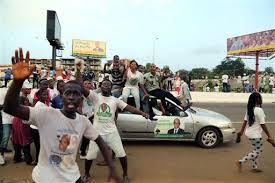 Guinea election violence