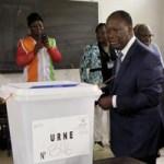 Buhari congratulates Ouattara on re-election victory