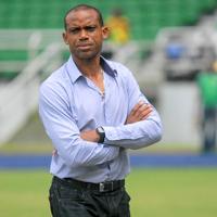 Sunday Oliseh, coach of the Super Eagles