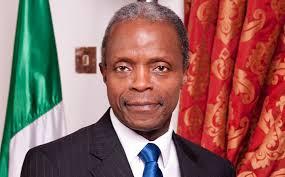 Vice President, Prof. Yemi Osinbajo
