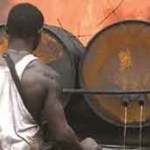 Navy discovers 50 illegal refineries in Burutu council, Delta