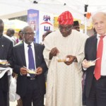 (Photonews) Dangote's Special Day at Lagos Int'l Trade Fair