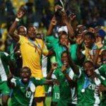 Golden Eaglets arrive Abuja, Wednesday