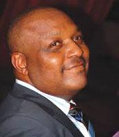 Ex-Gov. Jolly Nyame