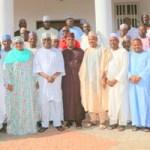 (Photonews) Taraba Governor-elect, APC State Executive visit Atiku in Abuja