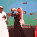 AFRIMA2015: Praiz, Olamide, M'vula, others win; as Tinubu, Ladysmith Black Mambazo get honours