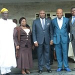 Gov. Ambode inaugurates Heads of Boards, Commissions