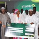 60 undergraduates bag Etisalat scholarship grants
