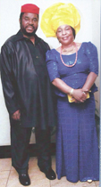 Dr & Mrs Ignatius Njoku