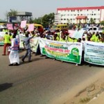 (Photonews) Gov. Ugwuanyi, wife at Enugu State Women Prayer Network; ANEEJ mark Anti-Corruption Day in Benin with rally