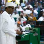 'The status quo cannot continue. The rent seeking will stop' – Buhari assures as he presents Budget 2016