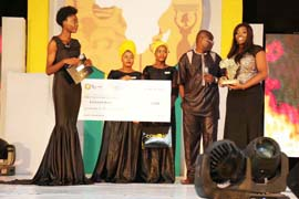 Ford Foundation, Ukinebo Dare   Winner